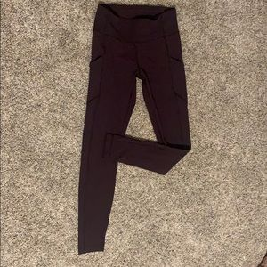 Lulu lemon Speed up tights
